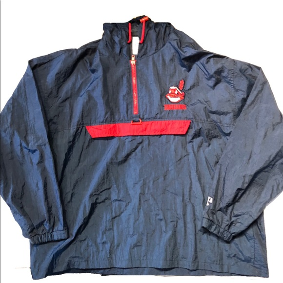 Pro Player Other - Cleveland Indians Chief Wahoo Jacket XL